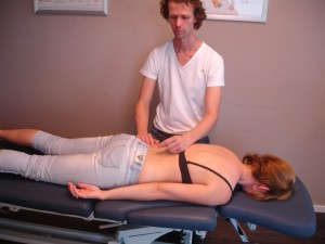 Dry needling behandeling lage rugpijn